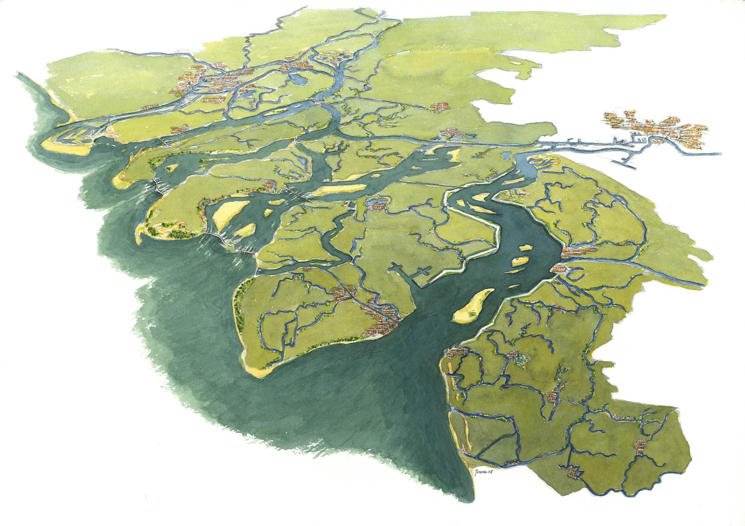 Zuidwestelijke Delta