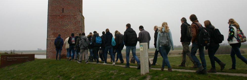 Brak Bezoek: Plompe Toren