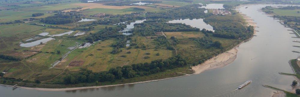De Millingerwaard bij Nijmegen
