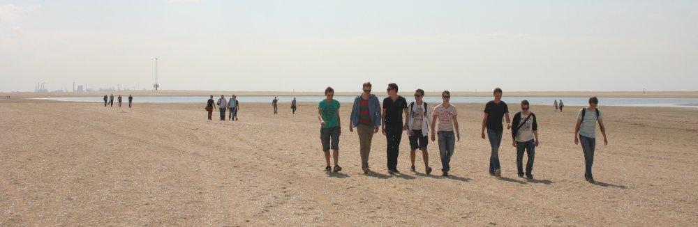 Excursie naar de Zandmotor