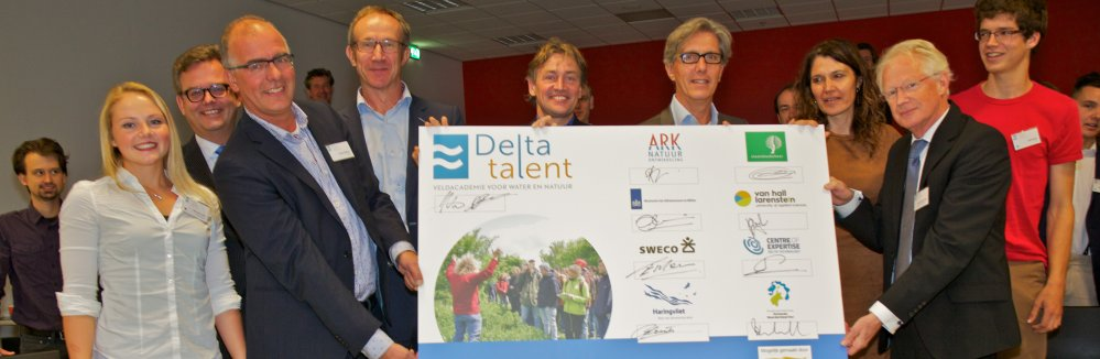 Delta Talent partners op de Delta Talent Academy in Rotterdam