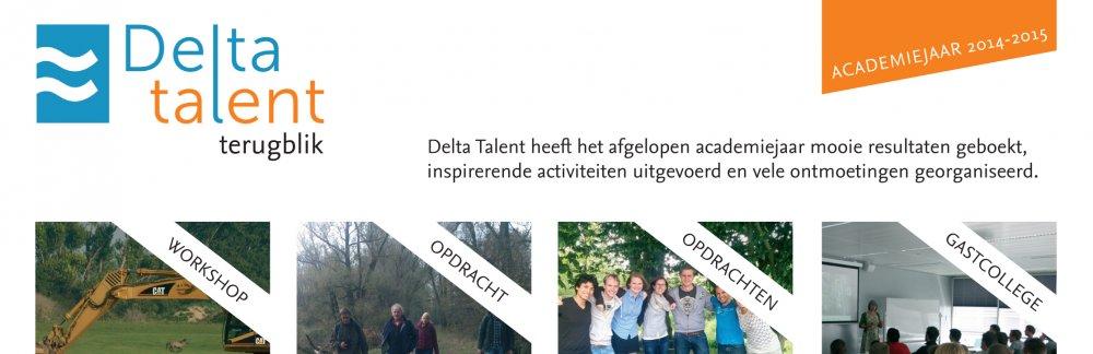 Terugblik Delta Talent