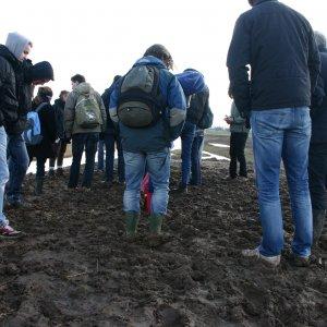 Veldexcursie naar de Klimaatbuffer IJsselmonde
