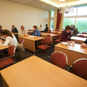 Speeddates tussen studenten en experts