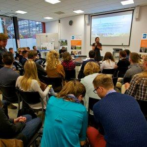 Delta Talent Academy op de RDM-Campus in Rotterdam