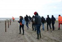 Excursie Hondsbossche Zeewering