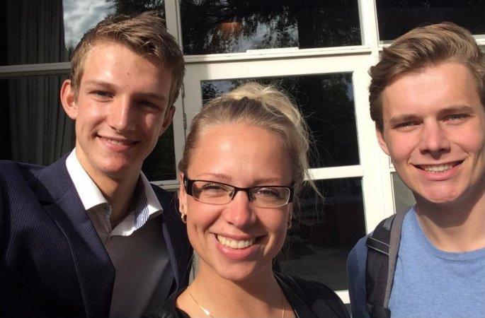 Delta Talent op de IJsselmeertop