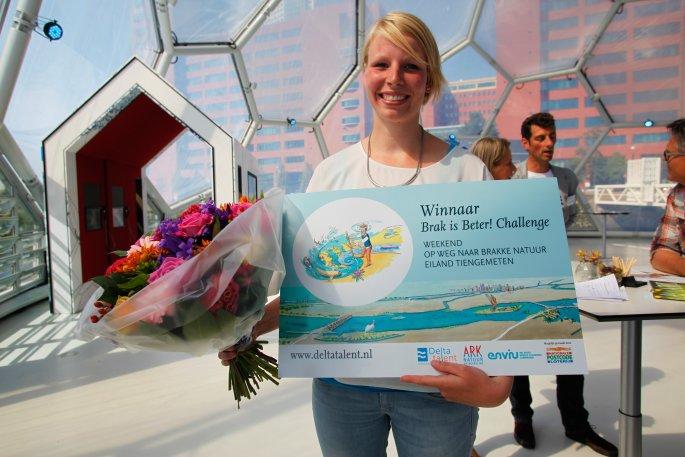 Zilt-Zuid Polderland, Winnaar Brak is Beter! Challenge